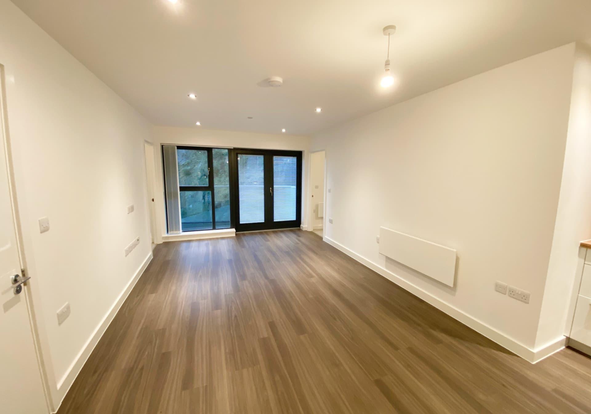 B406-Westmount apartment living space