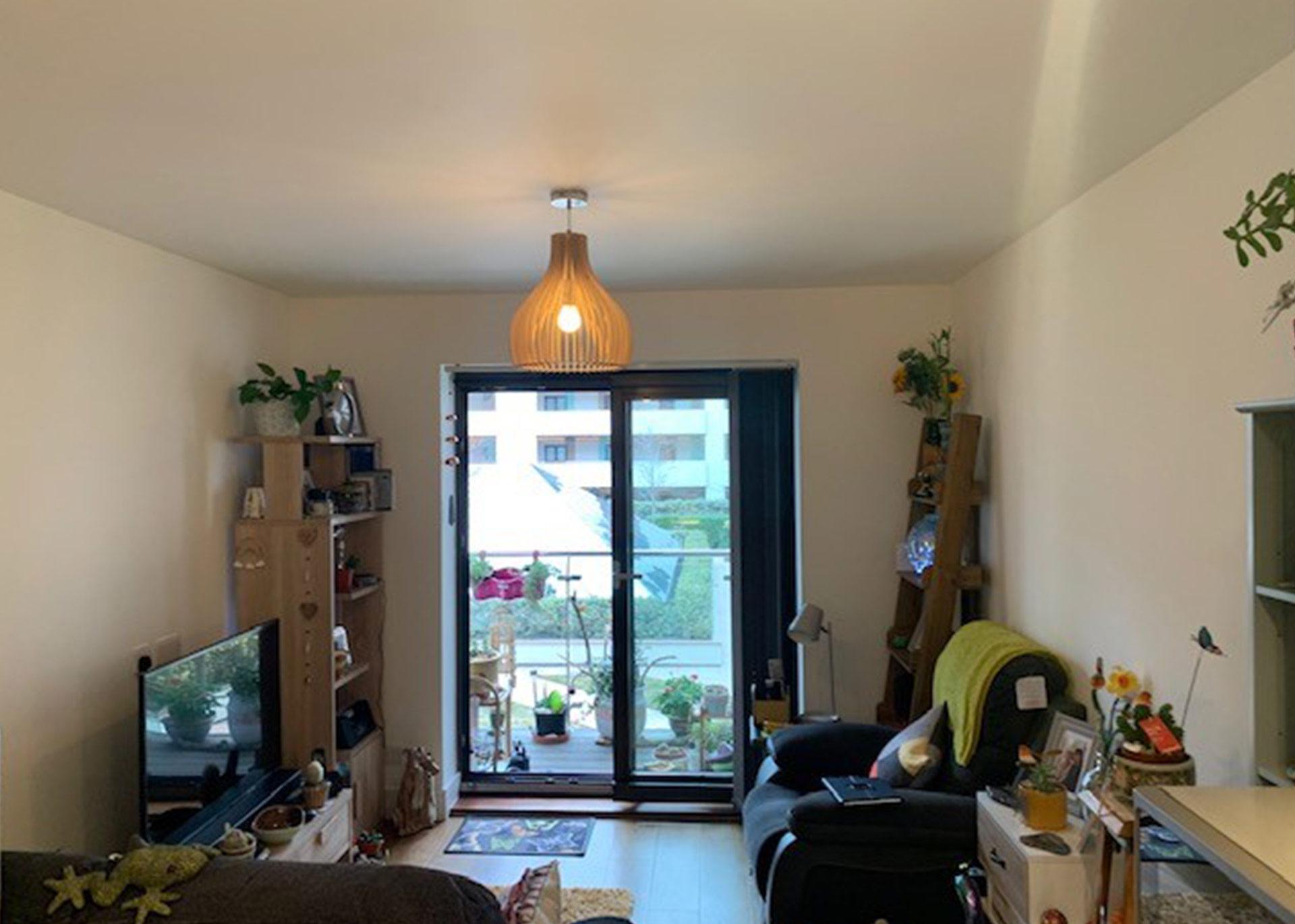 Apartment Living Room b216