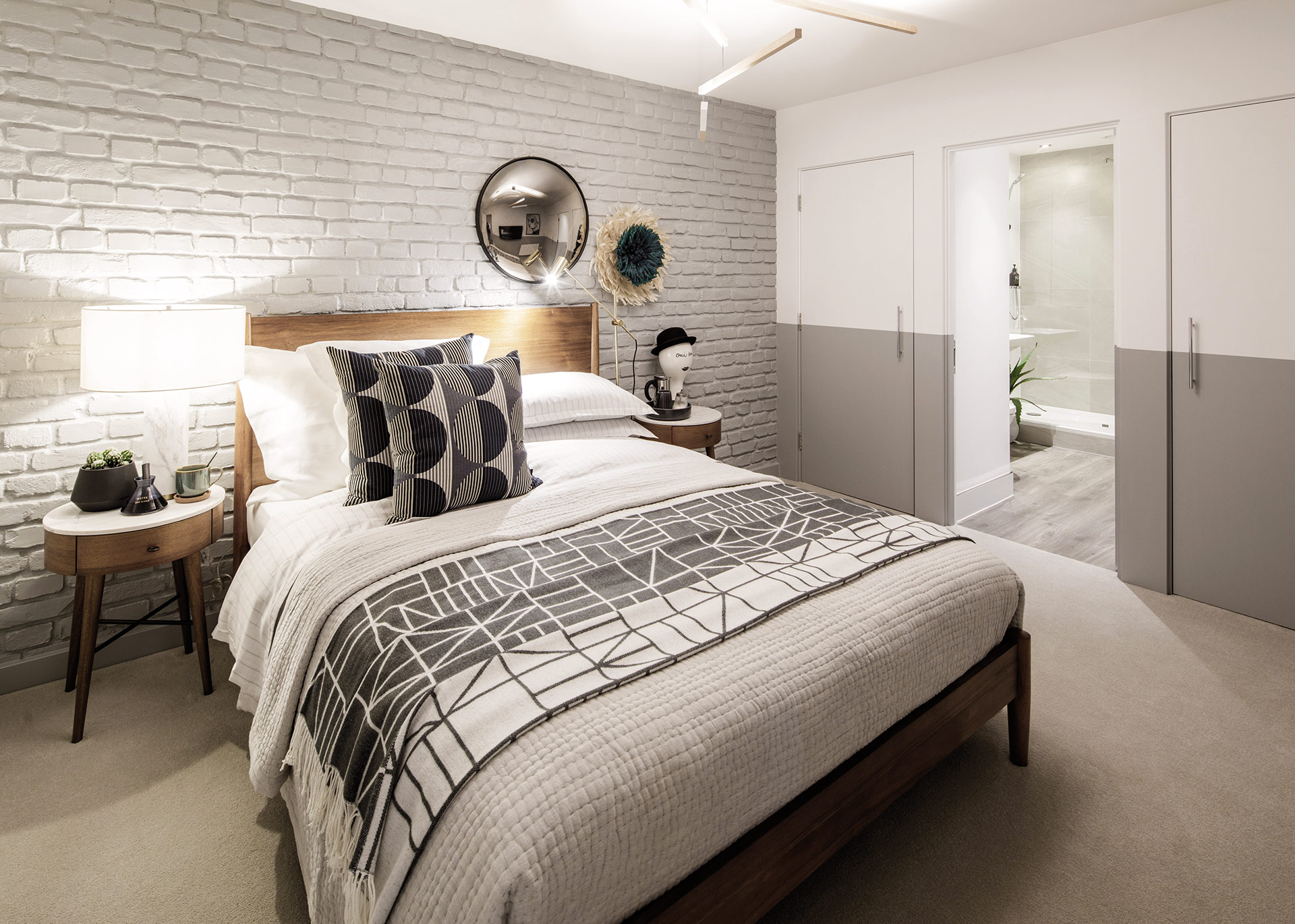 Metropol bedroom