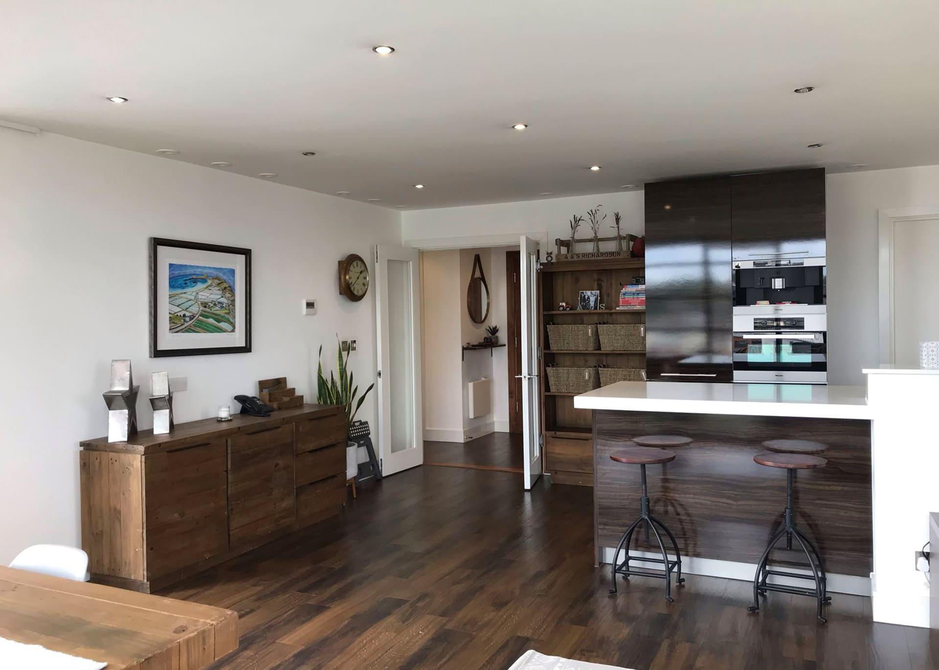 B517 Millais House Castle Quay Lounge-Kitchen-Diner