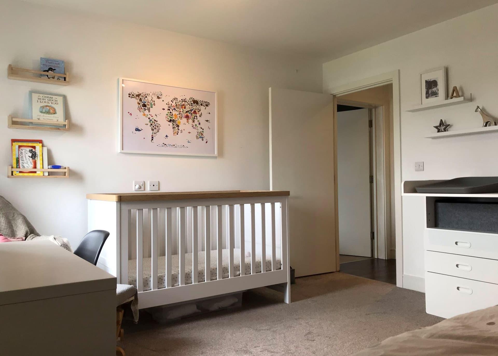 B517 Millais House Castle Quay Spare room