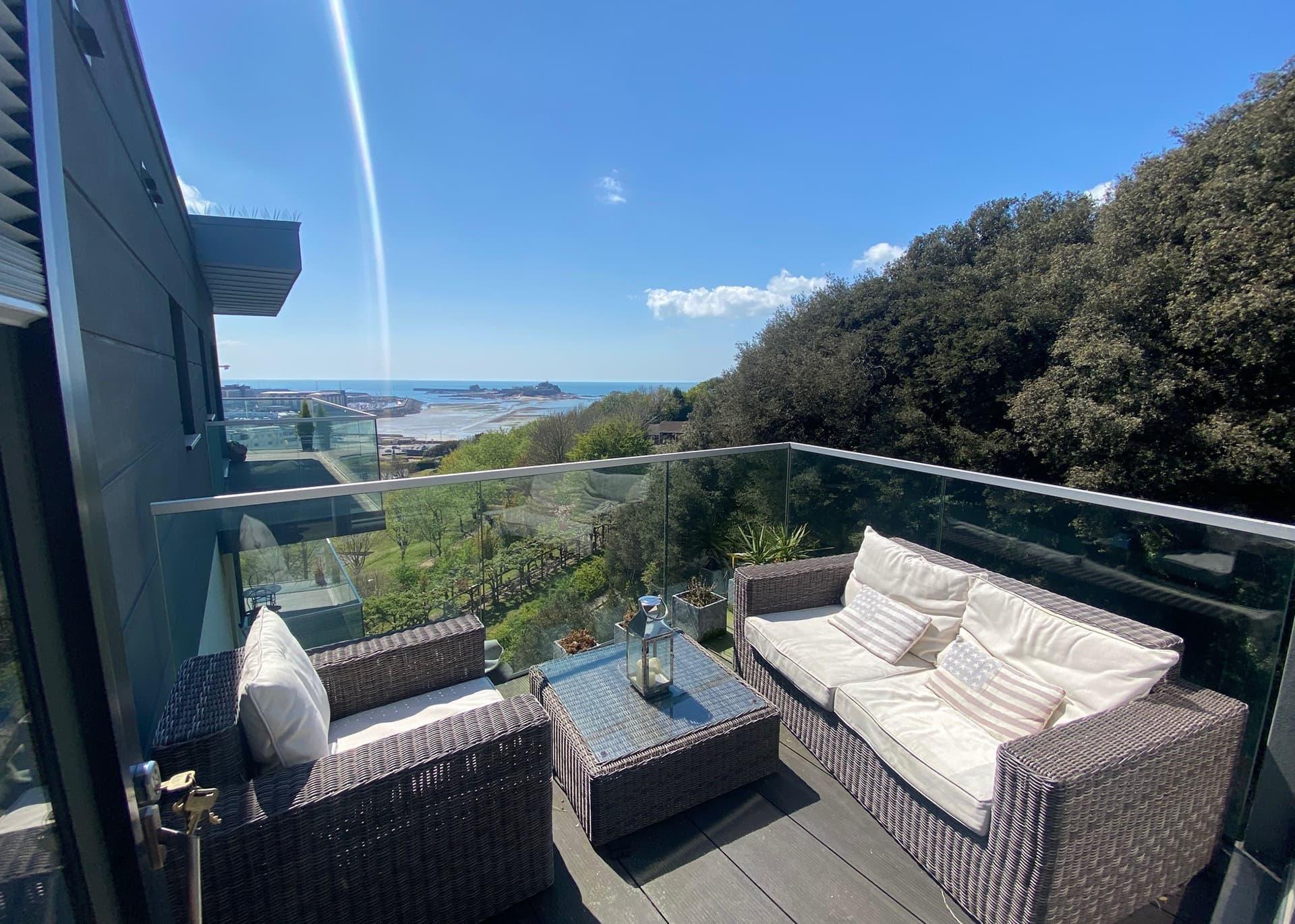 Westmount A702 Balcony
