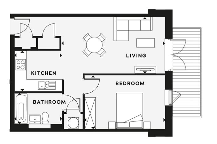 21 Hilary Street floorplan