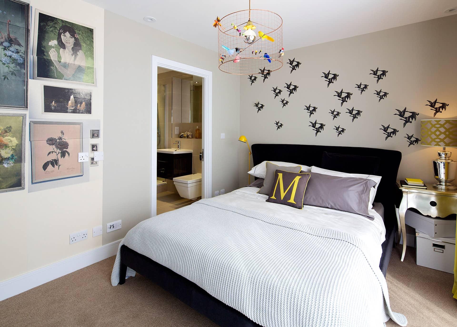 b613 Castle Quay Millias House bedroom