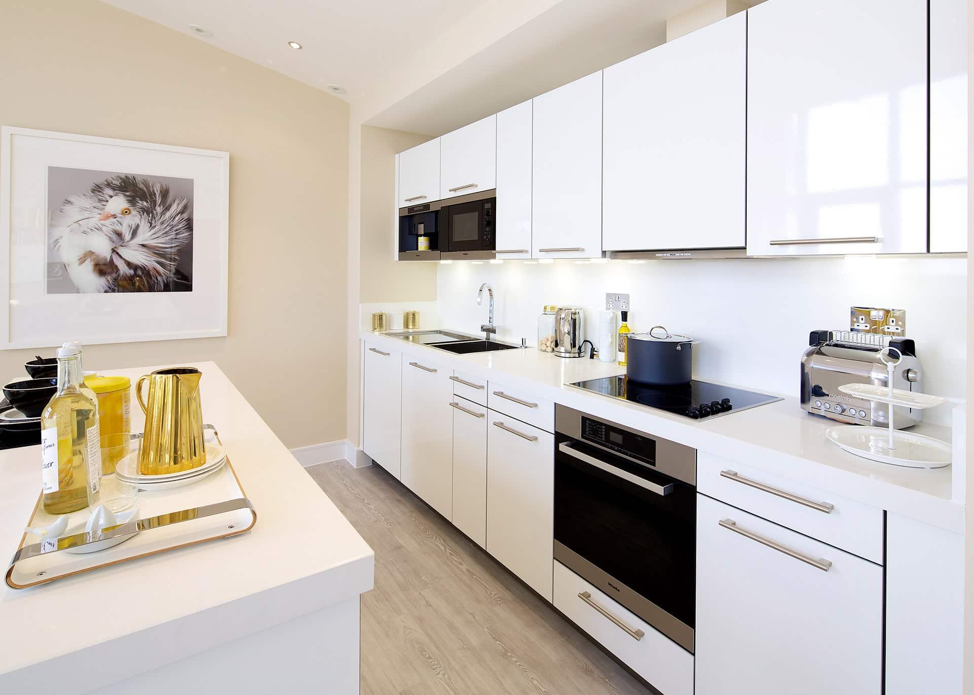 b613 Castle Quay Millias House kitchen