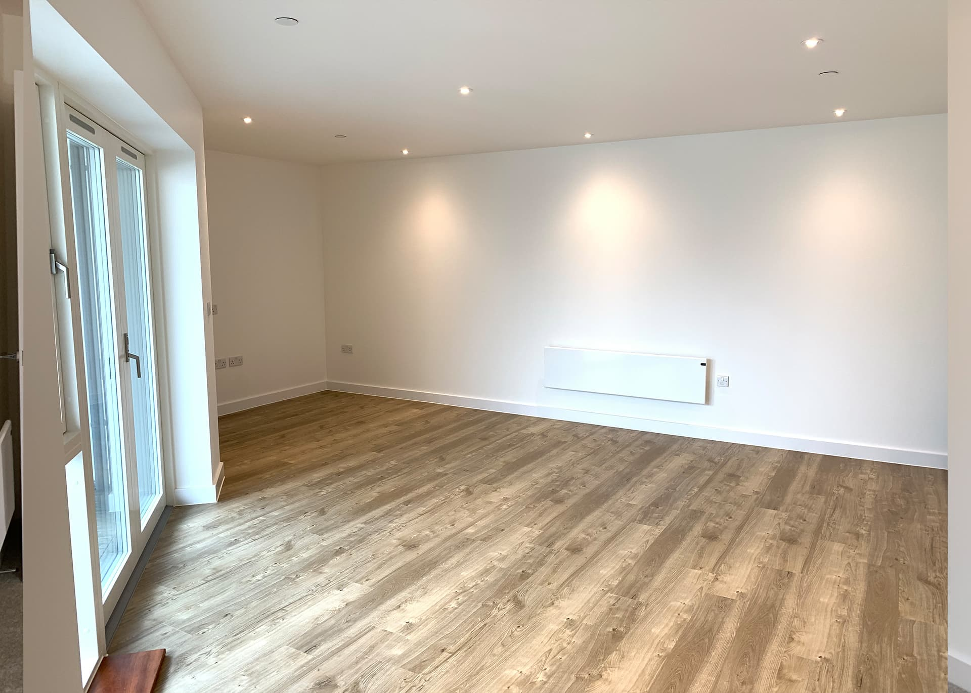 Living Space in Apartment A19 to rent Hilary Street to Rent in Jersey