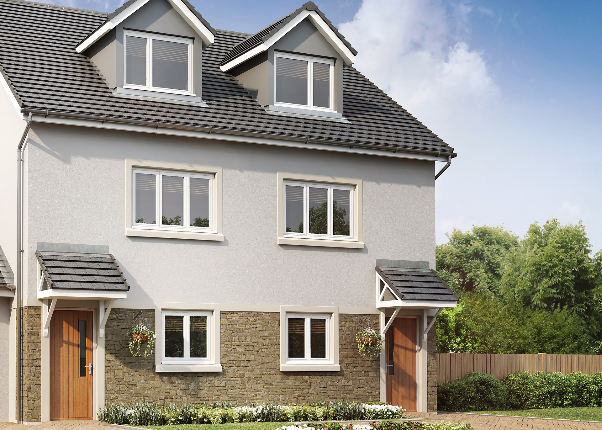 The Larch 3 bedroom property to rent
